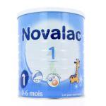 Novalac 1 Lait poudre 800g à GRENOBLE