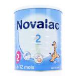 Novalac 2 Lait en poudre 800g à GRENOBLE