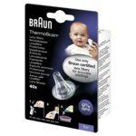 Braun Thermoscan Lf 40, Blister 40 à GRENOBLE