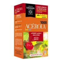 Dayang Acérola 1000 24 Comprimés à GRENOBLE