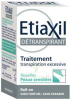 Etiaxil Aisselles Détranspirant Peau Sensibles Roll-on/15ml à GRENOBLE