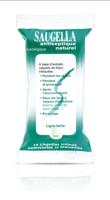 SAUGELLA ANTISEPTIQUE Lingette hygiène intime Paquet/15 à GRENOBLE