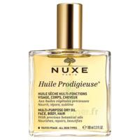 Huile prodigieuse®- huile sèche multi-fonctions visage, corps, cheveux100ml à GRENOBLE