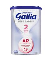 Gallia Bebe Expert Ar 2 Lait En Poudre B/800g à GRENOBLE