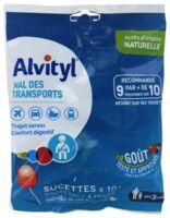 Alvityl Sucette Mal Des Transports Cola Fraise Sachet/10 à GRENOBLE