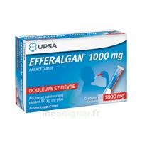 Efferalgan 1g Cappuccino Granules 8 Sachets à GRENOBLE