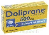 Doliprane 500 Mg Comprimés 2plq/8 (16) à GRENOBLE