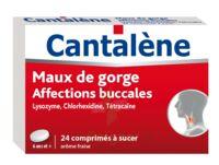 CANTALENE, comprimé à sucer à GRENOBLE