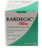 Kardegic 160 Mg, Poudre Pour Solution Buvable En Sachet à GRENOBLE