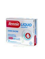 Rennieliquo Sans Sucre, Suspension Buvable édulcorée à La Saccharine Sodique En Sachet-dose à GRENOBLE