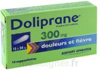 DOLIPRANE 300 mg Suppositoires 2Plq/5 (10) à GRENOBLE