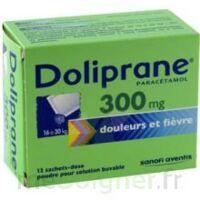 Doliprane 300 Mg Poudre Pour Solution Buvable En Sachet-dose B/12 à GRENOBLE
