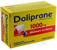 DOLIPRANE 1000 mg Poudre pour solution buvable en sachet-dose B/8 à GRENOBLE