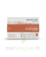 Granions De Cuivre 0,3 Mg/2 Ml S Buv 30amp/2ml à GRENOBLE