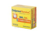 DOLIPRANEVITAMINEC 500 mg/150 mg, comprimé effervescent à GRENOBLE