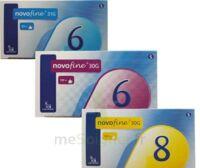 Novofine S, G31, 0,25 Mm X 6 Mm, Bt 100 à GRENOBLE