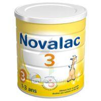 Novalac 3 Croissance lait en poudre 800g à GRENOBLE