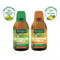 Ultradraine Bio Solution buvable Thé vert citron Fl/500ml à GRENOBLE
