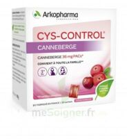 Cys-control 36mg Poudre Orale 20 Sachets/4g à GRENOBLE
