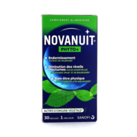 Novanuit Phyto+ Comprimés B/30 à GRENOBLE