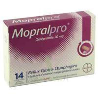 Mopralpro 20 Mg Cpr Gastro-rés Film/14 à GRENOBLE