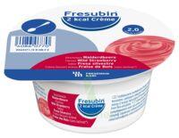 Fresubin 2kcal Crème Sans Lactose Nutriment Fraise Des Bois 4 Pots/200g à GRENOBLE