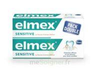 ELMEX SENSITIVE DENTIFRICE, tube 75 ml, pack 2 à GRENOBLE