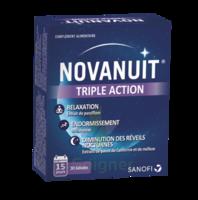 NOVANUIT Triple action Gélules B/30 à GRENOBLE