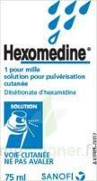 Hexomedine 1 Pour Mille, Solution Pour Pulvérisation Cutanée En Flacon Pressurisé à GRENOBLE