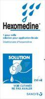 Hexomedine 1 Pour Mille S Appl Loc Fl/250ml à GRENOBLE