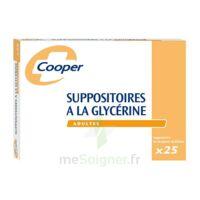 Suppositoires A La Glycerine Cooper Suppos En Récipient Multidose Adulte Sach/25 à GRENOBLE