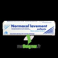 Normacol Lavement Enfants, Solution Rectale, Récipient Unidose à GRENOBLE