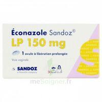 Econazole Sandoz L.p. 150 Mg, Ovule à Libération Prolongée à GRENOBLE