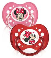 Dodie Disney sucettes silicone +18 mois Minnie Duo à GRENOBLE