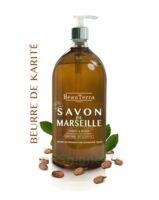 Beauterra - Savon de Marseille liquide - Beurre de Karité - 1L à GRENOBLE