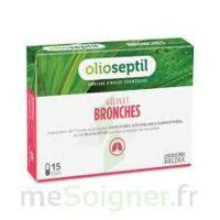 Olioseptil Bronches 15 Gélules à GRENOBLE