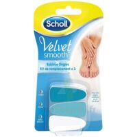 Scholl Velvet Smooth Ongles Sublimes kit de remplacement à GRENOBLE