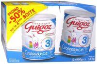 GUIGOZ LAIT CROISSANCE 3 2X800GR à GRENOBLE