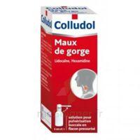 Colludol Solution Pour Pulvérisation Buccale En Flacon Pressurisé Fl/30 Ml + Embout Buccal à GRENOBLE