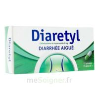 DIARETYL 2 mg, gélule à GRENOBLE