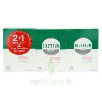 Silettum Nutrition Du Cheveu 60 X2 + 60 Offertes à GRENOBLE