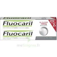Fluocaril Bi-Fluoré 145 mg Pâte dentifrice blancheur 2*75ml à GRENOBLE