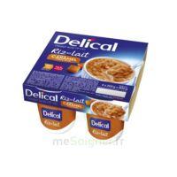 DELICAL RIZ AU LAIT Nutriment caramel pointe de sel 4Pots/200g à GRENOBLE