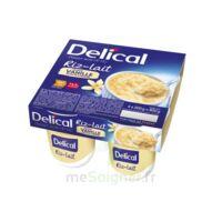DELICAL RIZ AU LAIT Nutriment vanille 4Pots/200g à GRENOBLE
