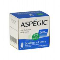 ASPEGIC 500 mg, poudre pour solution buvable en sachet-dose 30 à GRENOBLE