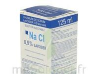 Sodium 0,9% Lav Inj Fv125ml 1 à GRENOBLE