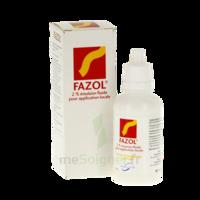 FAZOL 2 POUR CENT, émulsion fluide pour application locale à GRENOBLE