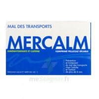 Mercalm, Comprimé Pelliculé Sécable à GRENOBLE