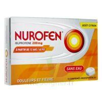 NUROFEN 200 mg, comprimé orodispersible à GRENOBLE