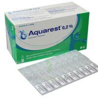 Aquarest 0,2 %, Gel Opthalmique En Récipient Unidose à GRENOBLE